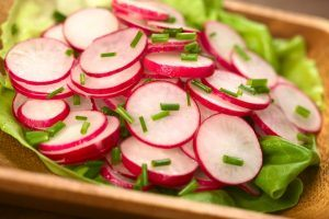 Radishes are Good for You