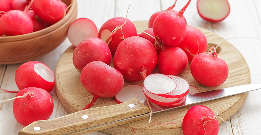 Nutritional Value of Radishes