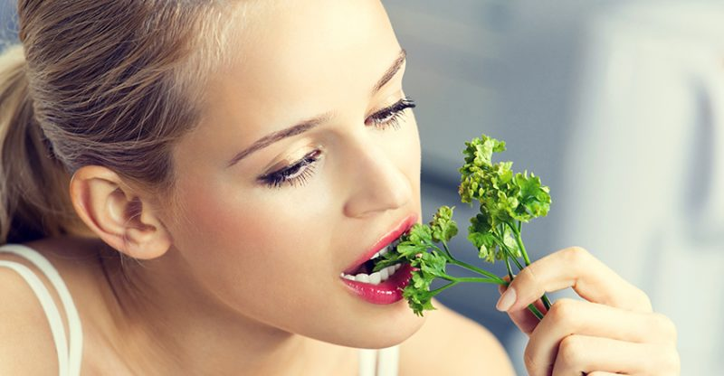 Benefits of Eating Parsley