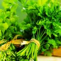 Use Fresh Parsley