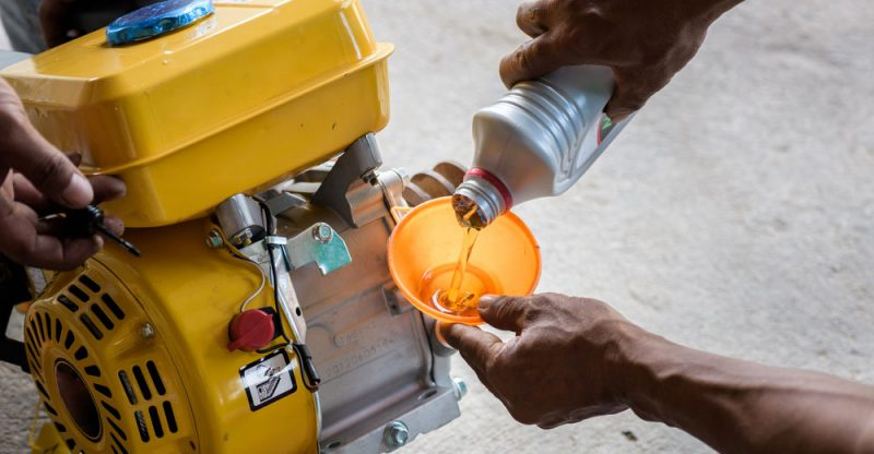 Pressure Washer Pump Oil Substitute And Common Tips In Maintenance