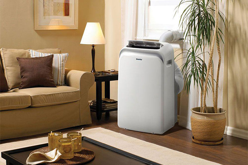 Using Portable Air Conditioner