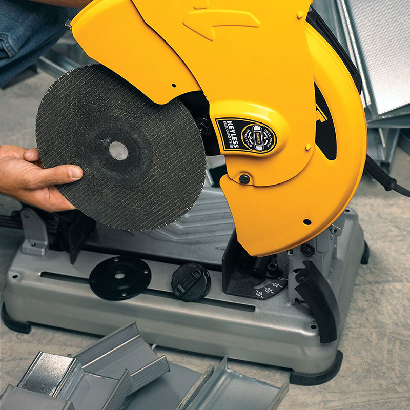 Chop Saw Abrasive Disc