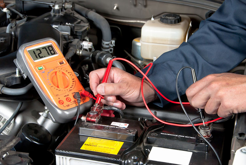 Use a Multimeter in Measuring Voltage