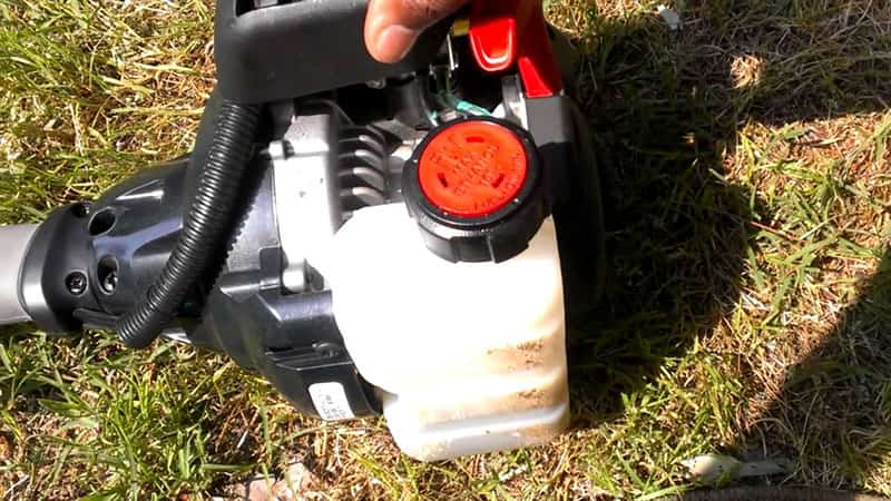 Weed Eater with Fuel Problems